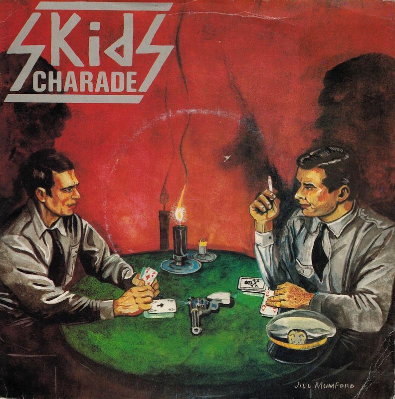 CHARADE / Grey Parade