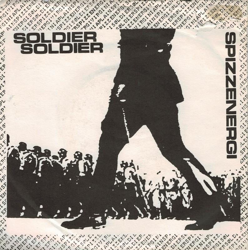 SOLDIER SOLDIER / Virginia Plain