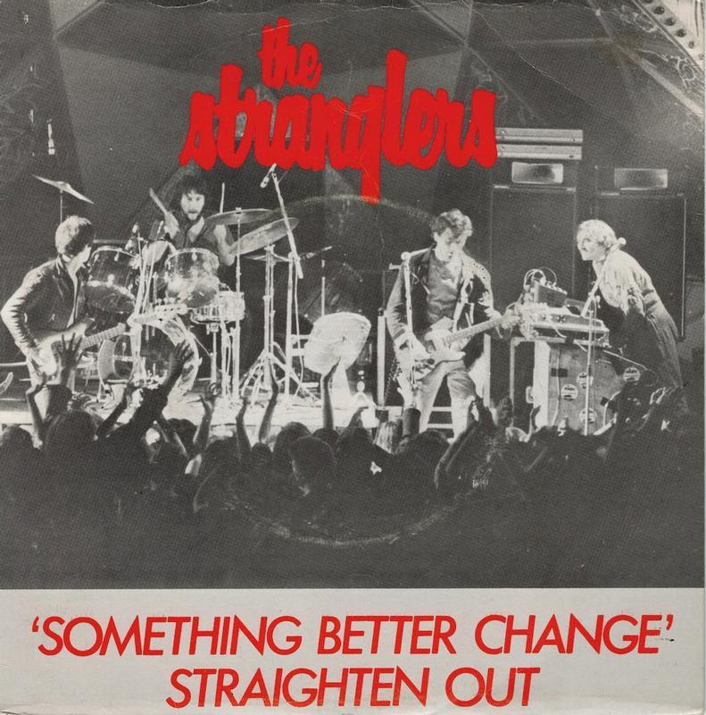 SOMETHING BETTER CHANGE / Straighten Out