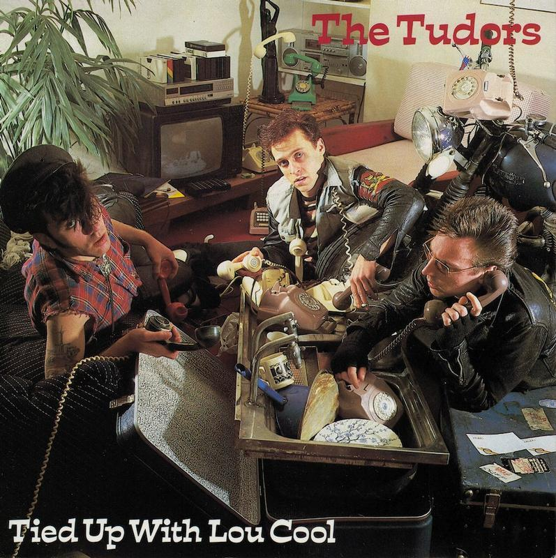 TIED UP WITH LOU COOL / Cry Baby Cry