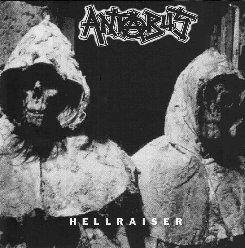 HELLRAISER / Enter The Dreamland / Poser Punk / Hell On Earth