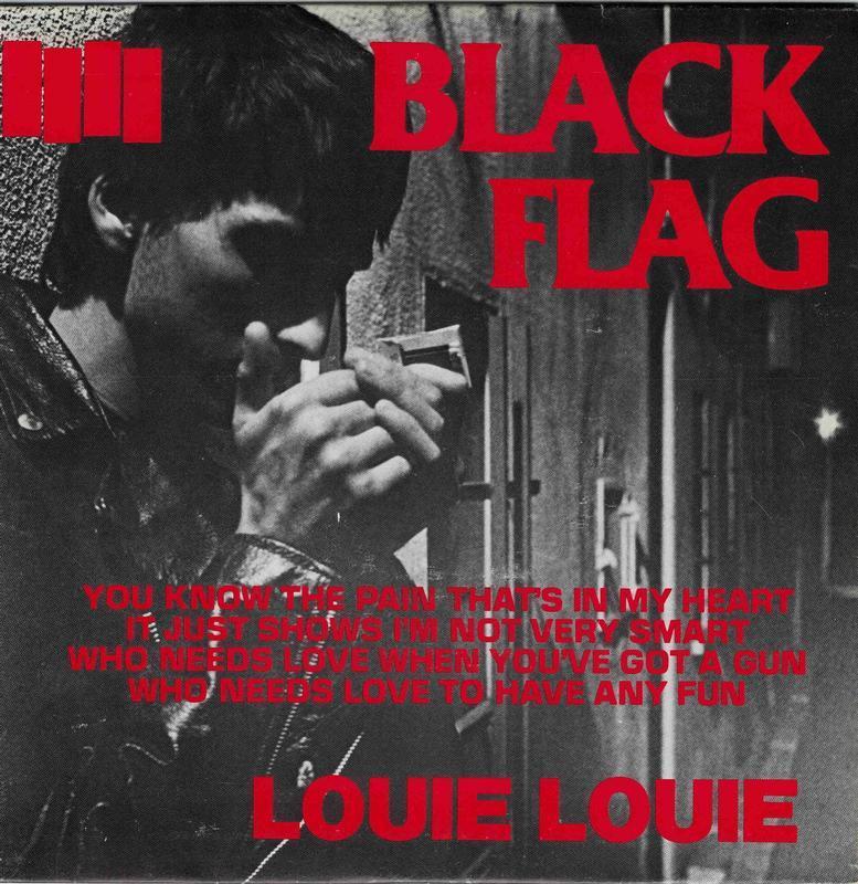 LOUIE LOUIE / Damaged 1