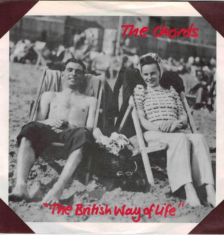 THE BRITISH WAY OF LIFE (THIS IS THE LIFE) / The Way It''s Got To Be