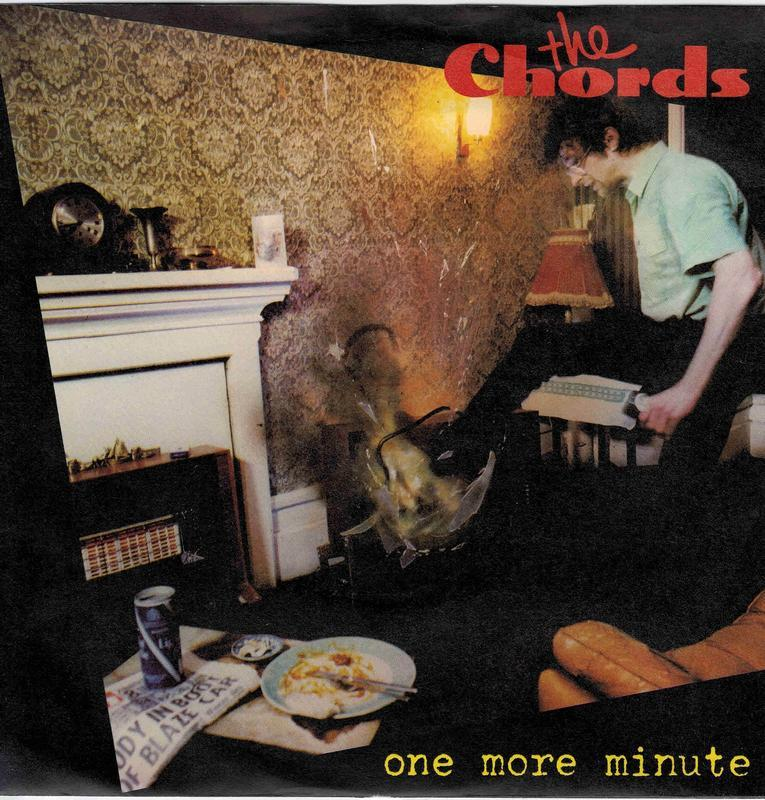 ONE MORE MINUTE / Who''s Killing Who