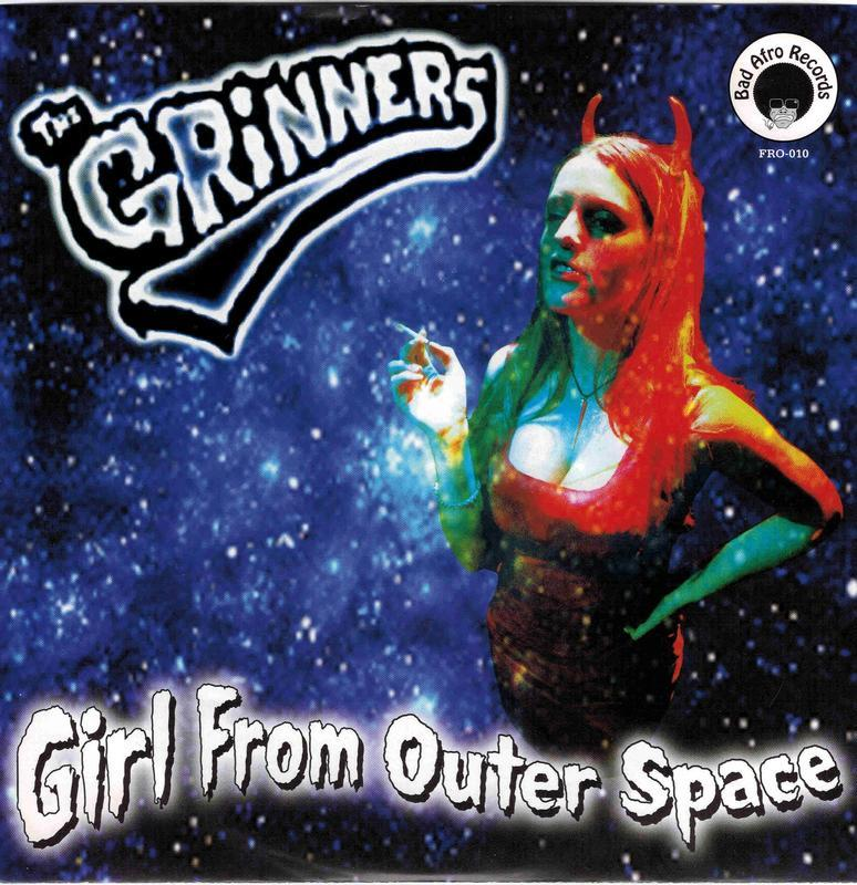 GIRL FROM OUTER SPACE / Drunk '' n '' Insane / I Never Do