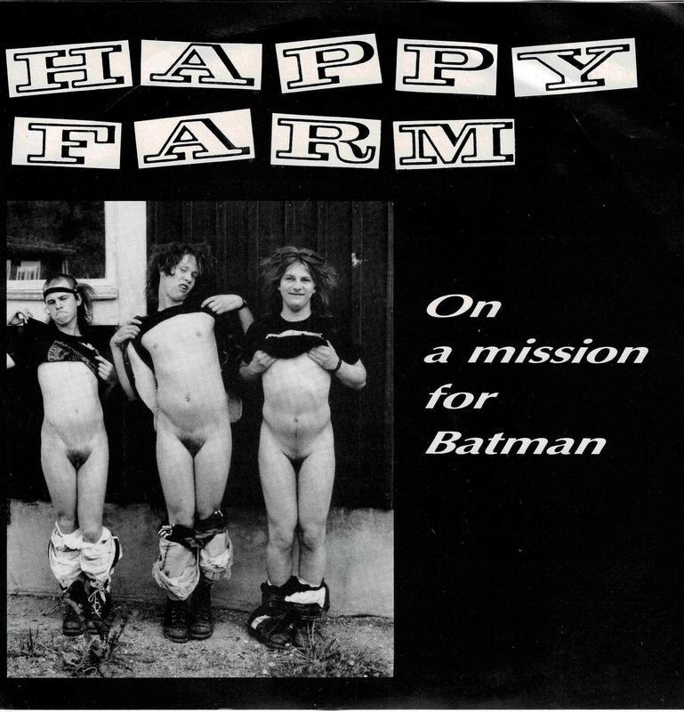 ON A MISSION FOR BATMAN /   Keeper Of The Seven Winers (Maxi-Midi-Mini-Tanga Mix) / On A Mission For