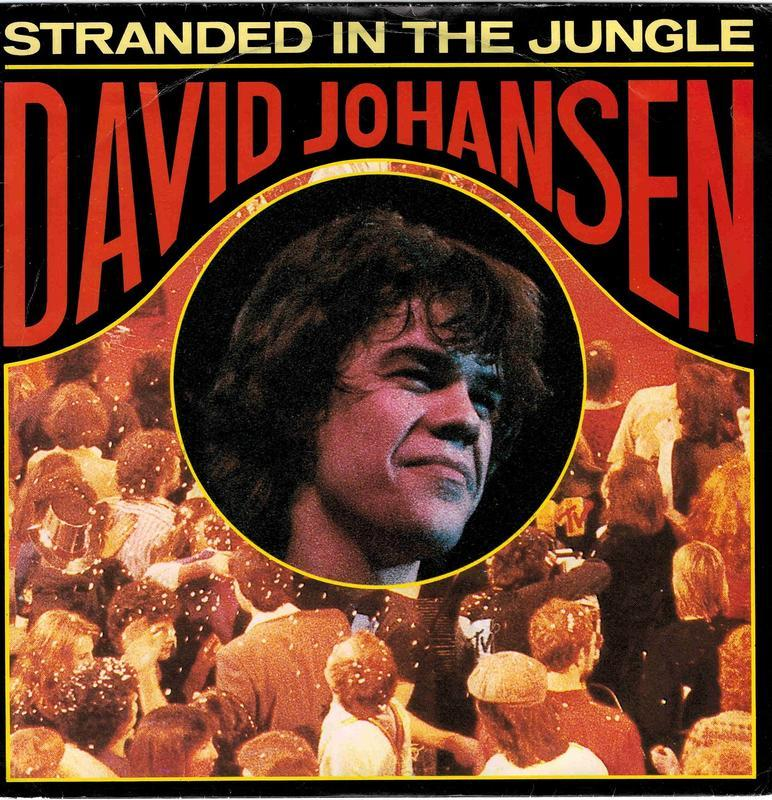 STRANDED IN THE JUNGLE / Donna