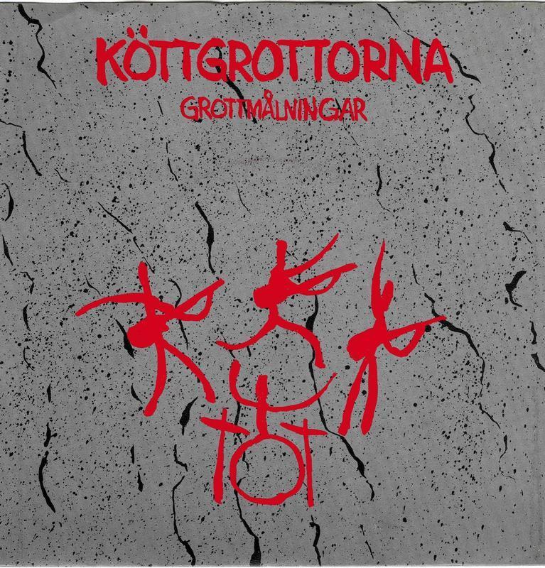 GROTTMÅLNINGAR / Yngve Och Yxorna
