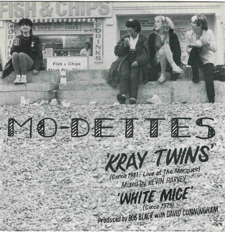 KRAY TWINS / White Mice