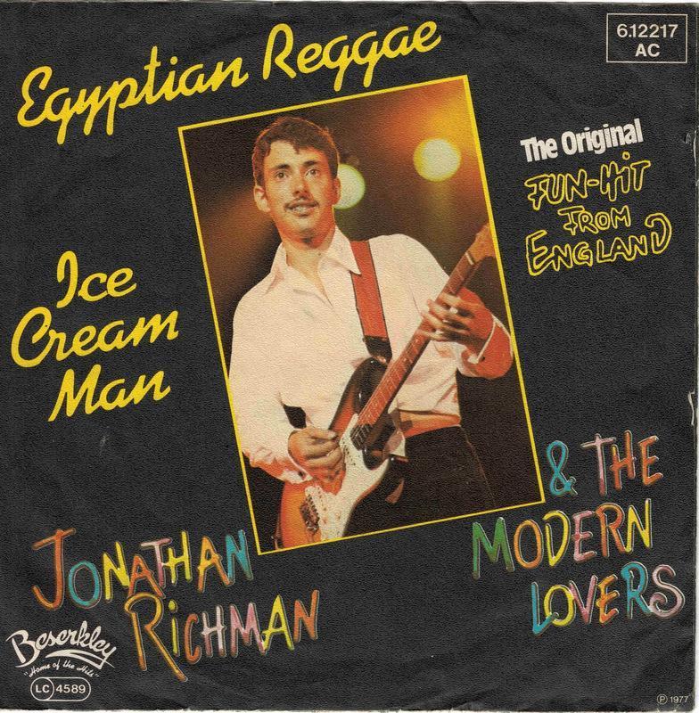 EGYPTIAN REAGGE / Ice Cream Man