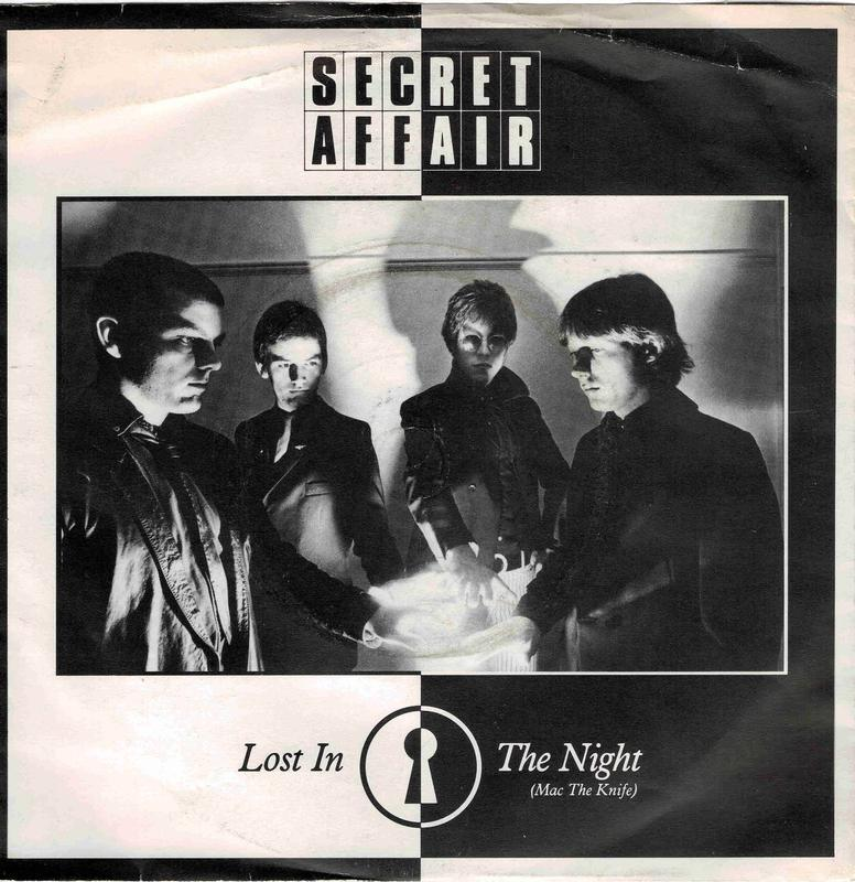 LOST IN THE NIGHT (MAC THE KNIFE) / The Big Beat