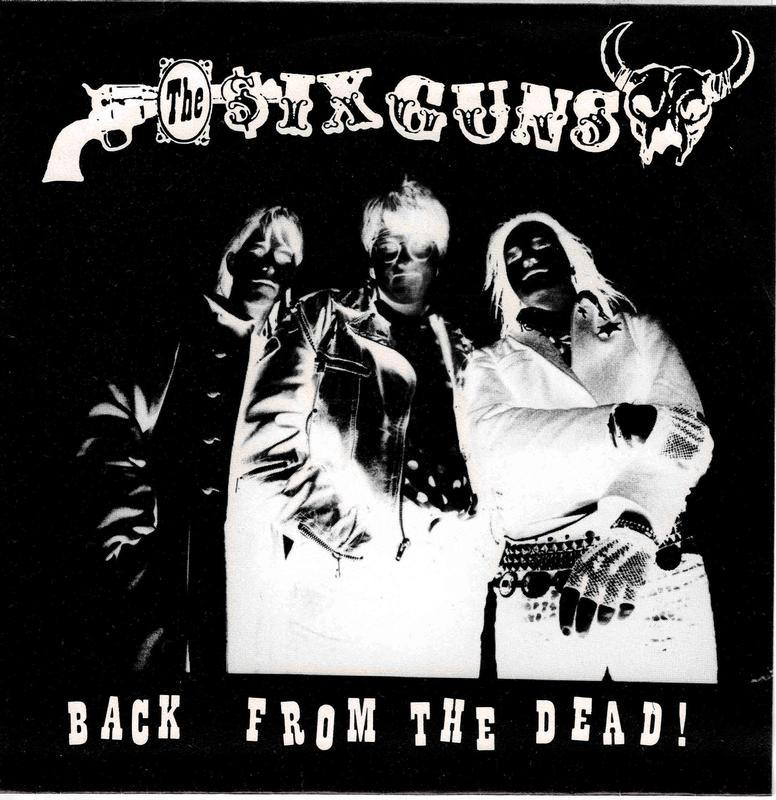 BACK FROM THE DEAD / When The Blades Fall / Crack Me Up