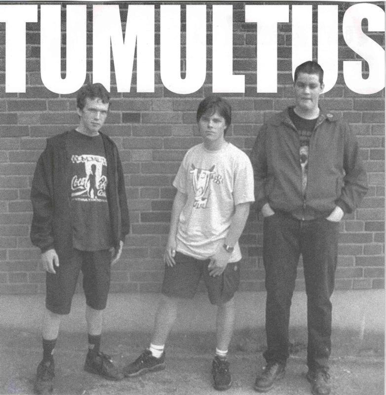 TUMULTUS/SENAP / Var Är Ni Nu / KKK / I Don''t Wanna Be Learned/I Don''t Wanna Be Tamed / Schack Mat