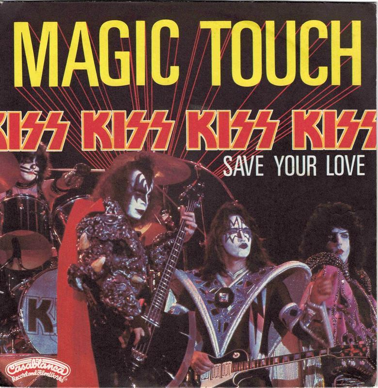 MAGIC TOUCH / Save Your Love (Toc/tol)