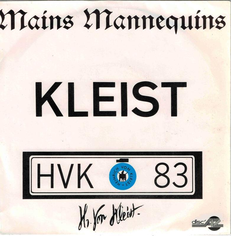 MAINS MANNEQUINS / Mannikin