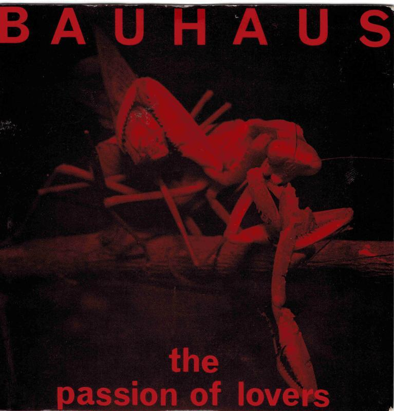 THE PASSION OF LOVERS / David Jay / Peter Murphy / Kevin Haskins / Daniel Ash