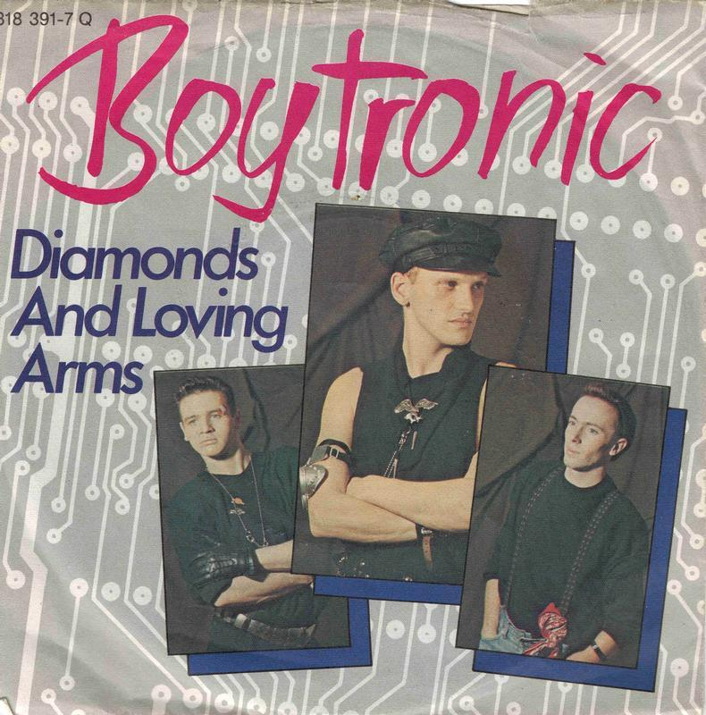 DIAMONDS AND LOVING ARMS / Trigger Track