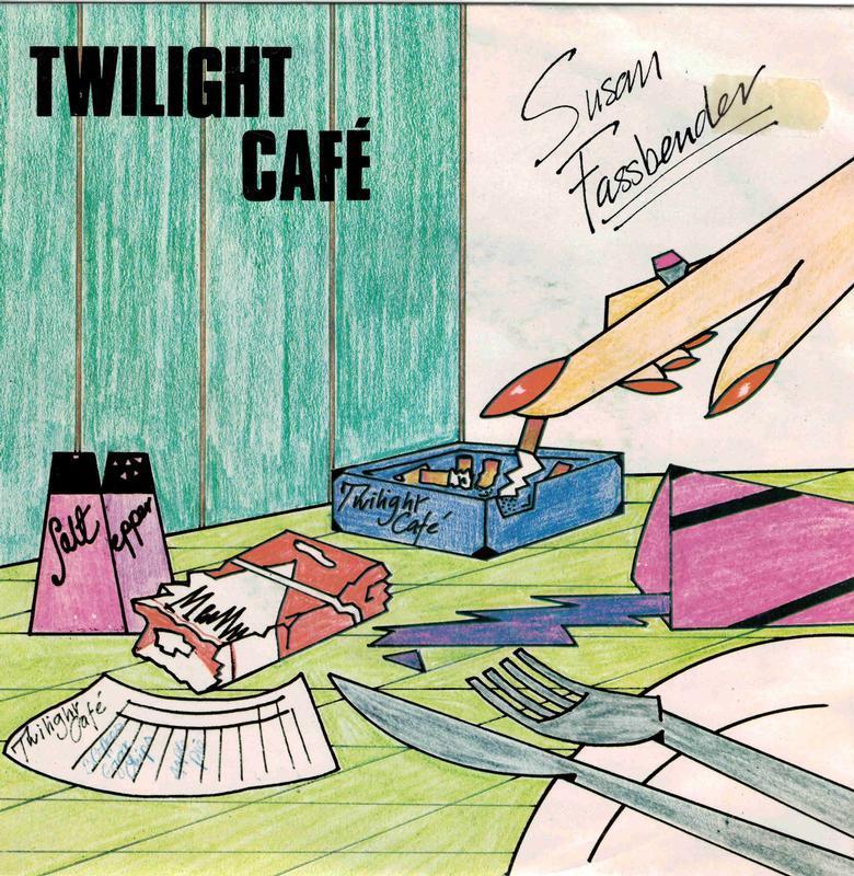 TWILIGHT CAFÉ / Get Around It (Toc/tol)