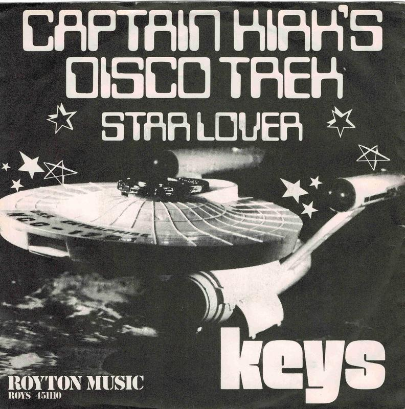 CAPTAIN KIRK'S DISCO TREK / Star Lover