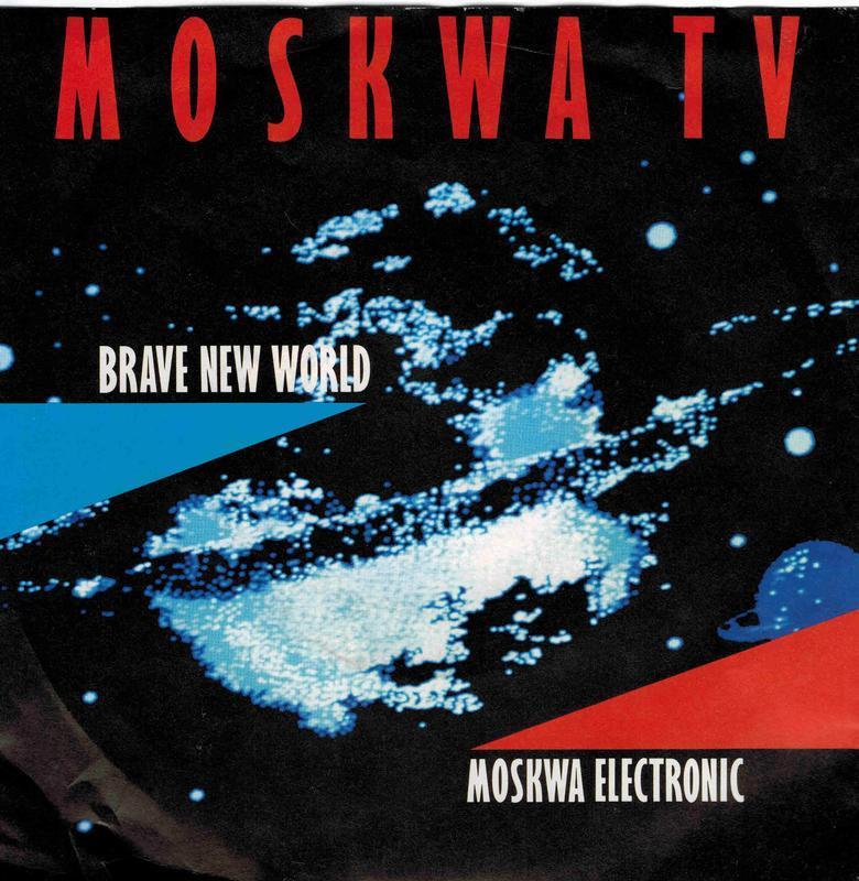 BRAVE NEW WORLD / Moskwa Electronic