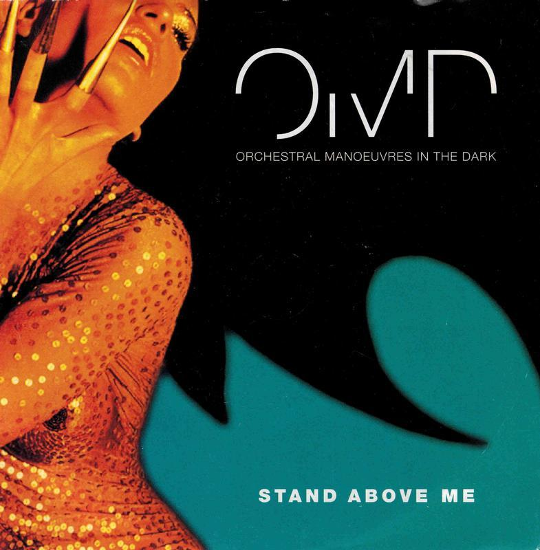 STAND ABOVE ME / Can I Belive You