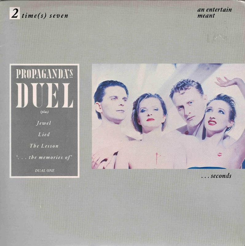 DUEL / Jewel / Lied / The Lesson (Toc/tol)