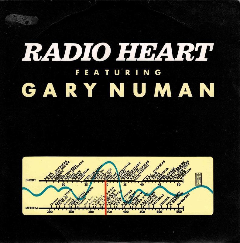 RADIO HEART / Radio Heart (Instrumental)