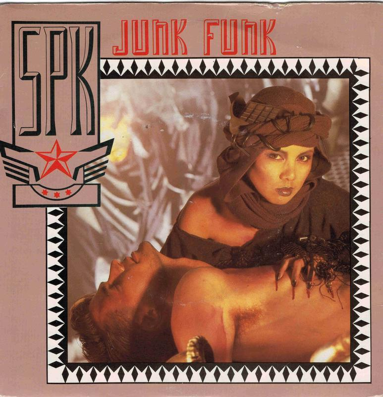 JUNK FUNK / High Tension