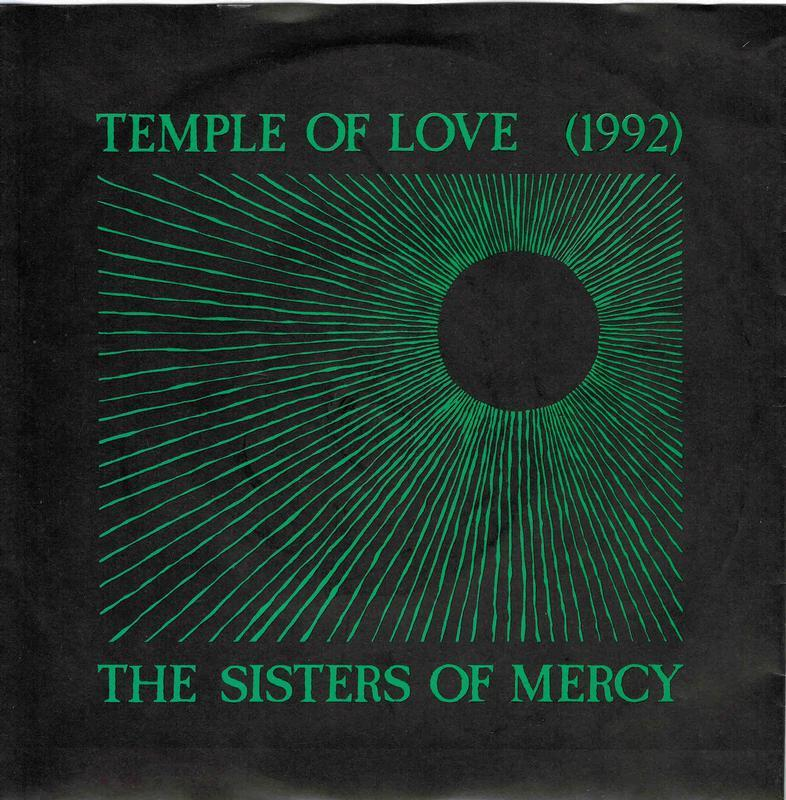 TEMPLE OF LOVE (1992) / I Was Wrong (American Fade)
