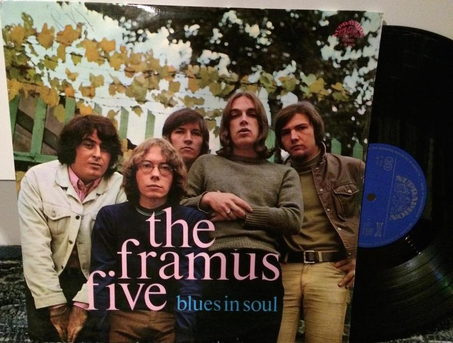BLUES IN SOUL Czechian Blues-Psych From 1968