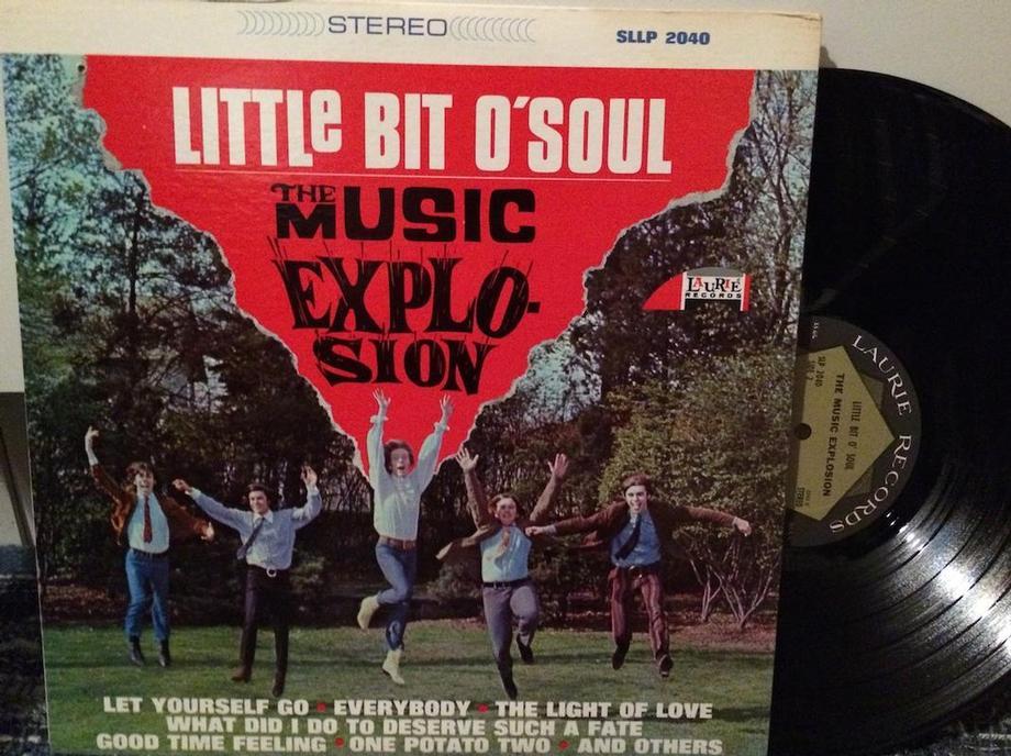 LITTLE BIT O'SOUL US Original