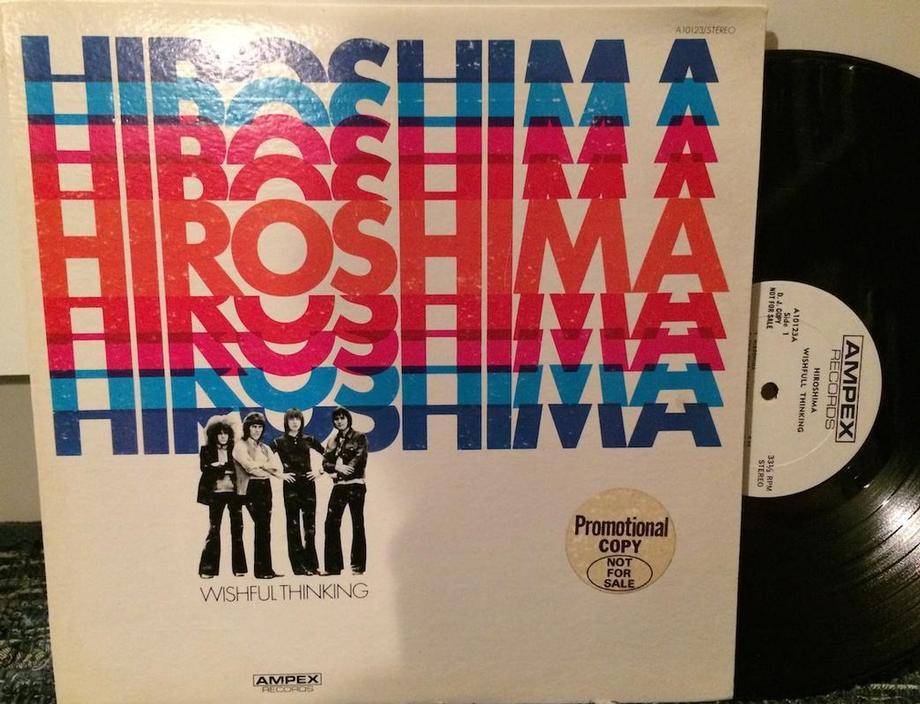 HIROSHIMA Rare Promo