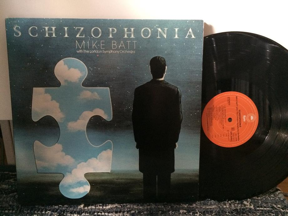 SCHIZOPHONIA With The London Symphony Orchestra
