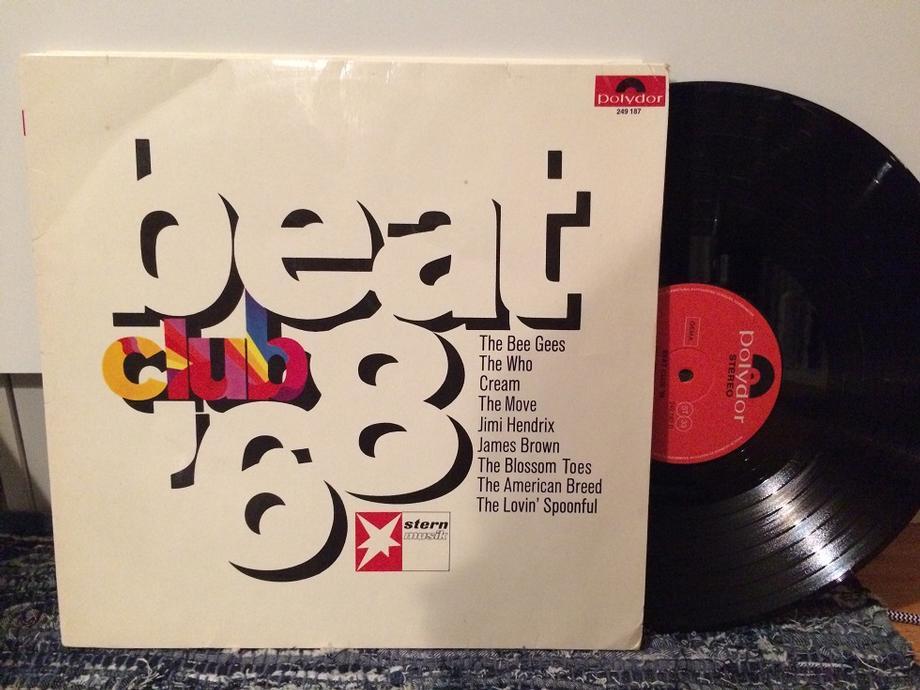 BEAT CLUB '68 Compilation