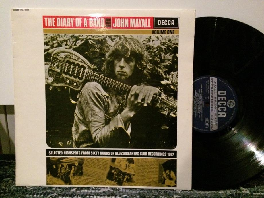 THE DIARY OF A BAND (VOLUME ONE) UK Original Pressing