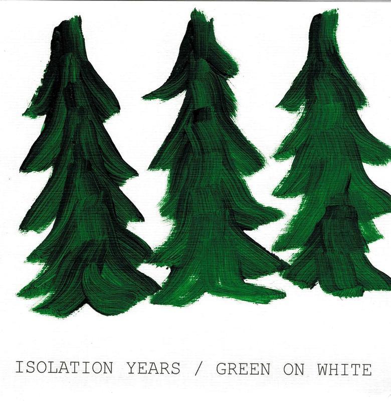 GREEN ON WHITE / No Man's Land
