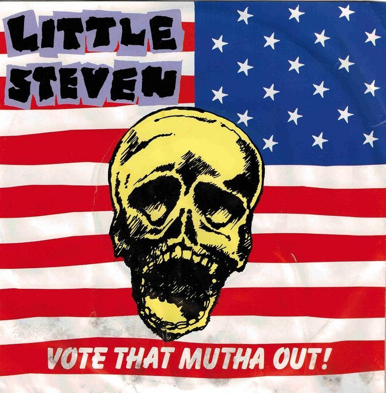 VOTE THAT MUTHA OUT! / I Am A Patriot (And The River Opens For The Righteous)