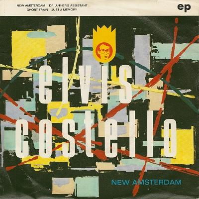 NEW AMSTERDAM EP   Dutch pressing