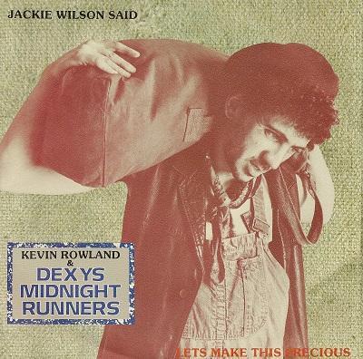 JACKIE WILSON SAID / Let's Make This Precious   Dutch pressing