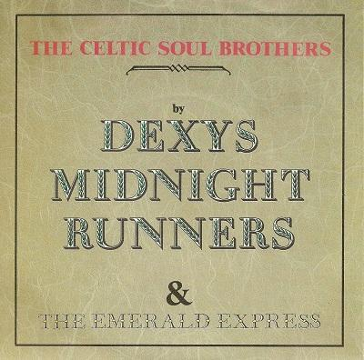 THE CELTIC SOUL BROTHERS / Love Part Two   Dutch pressing