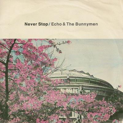 NEVER STOP / Heads Will Roll   Dutch pressing