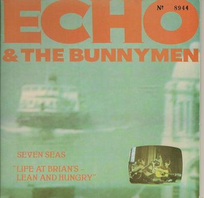 SEVEN SEAS ''LIFE AT BRIAN'S - LEAN AND HUNGRY''   Limited ed. in gatefold sleeve