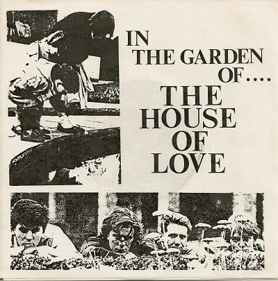 IN THE GARDEN OF…   Rare demo single with poster