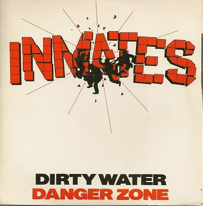 DIRTY WATER / Danger Zone   UK original