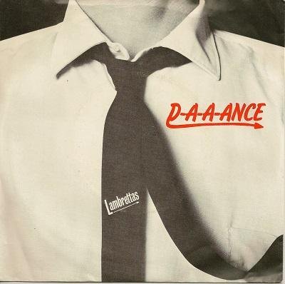 D-A-A-ANCE / (Can't You) Feel The Beat   Dutch original