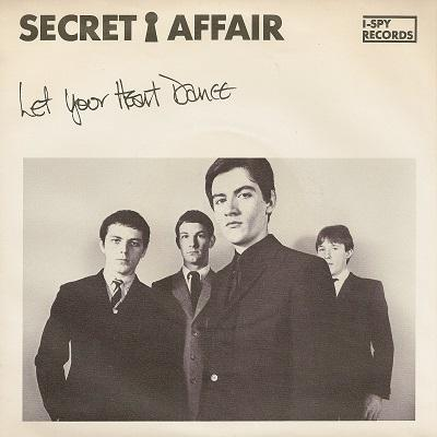 LET YOUR HEART DANCE / Sorry Wrong Number   UK pressing