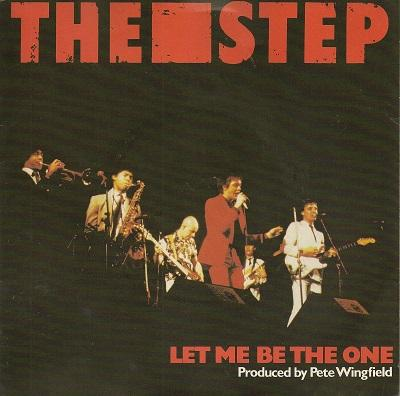 LET ME BE THE ONE / 634-5789   UK pressing