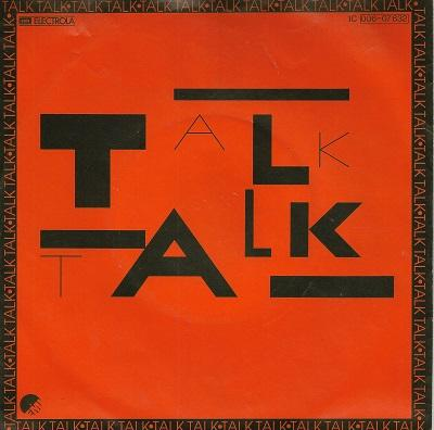 TALK TALK / ?   German pressing
