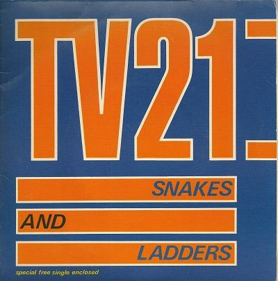 SNAKES & LADDERS / Artistic Licence   Original UK release with bonus 7''