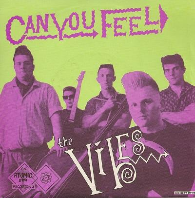 CAN YOU FEEL E.P.   UK pressing